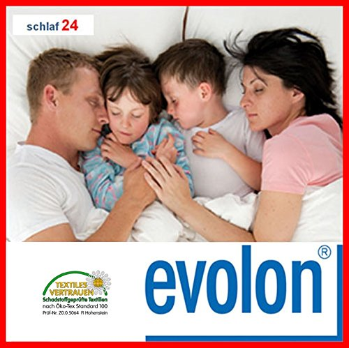 evolon matratzenbezug encasing milbenkotdicht allergiker allergikerbezug milben milbendicht. Black Bedroom Furniture Sets. Home Design Ideas