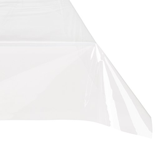 d cor ligne 1710281 nappe cristal uni transparent 140 x 240 cm 1710281 tischdecke. Black Bedroom Furniture Sets. Home Design Ideas