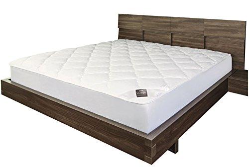sei design luxus mikrofaser matratzenschoner gesteppt 160 200 extra soft und weich durch. Black Bedroom Furniture Sets. Home Design Ideas