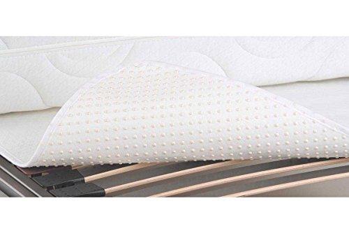 tauro 22150 noppen matratzenschoner auflage zum schutz der matratze 140 x 200 cm wolfidem. Black Bedroom Furniture Sets. Home Design Ideas