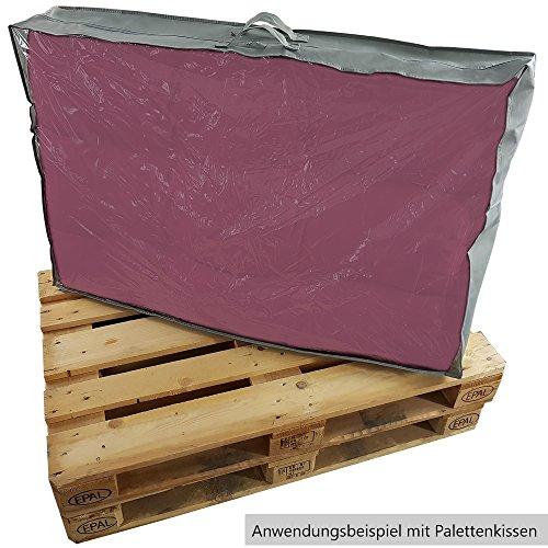 perfekt f r palettenauflagen gr e 120 x 80 x 18 cm f r. Black Bedroom Furniture Sets. Home Design Ideas